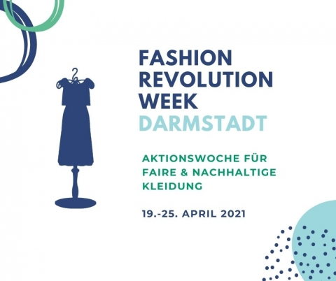 Fashion Revolution Week @ on line und in Darmstadt
