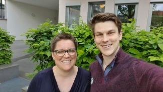 Anne und Timo/AgSocialMedia